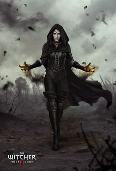 General 3389x5000 The Witcher 3: Wild Hunt Yennefer of Vengerberg video games