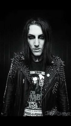 "Chris ""Motionless"" Cerulli Motionless In White"