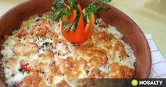 Római csirkemáj recept képpel. Hozzávalók és az elkészítés részletes leírása. A római csirkemáj elkészítési ideje: 90 perc Kaja, Falafel, Mashed Potatoes, Meat, Ethnic Recipes, Fitness, Food, Whipped Potatoes, Gymnastics
