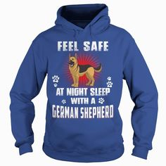 Feel Safe With A #German Shepherd Dog, Order HERE ==> https://www.sunfrog.com/Pets/119525331-570960411.html?8273, Please tag & share with your friends who would love it, #xmasgifts #superbowl #birthdaygifts  #german shepherd dog training, sable german shepherd dog  #family #architecture #art #cars #motorcycles #celebrities #DIY #crafts #design #education