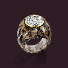Belperron|Products|Collection|Artichoke Ring