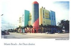 art deco miami beach architecture