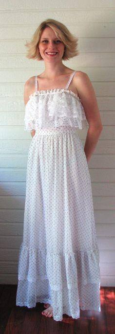 Candy Jones Maxi Summer Dress
