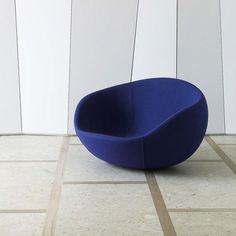 Eero Rocking Chair by Filippo Dell'Orto #Rocing_Chair #Filippo_Dell_Orto