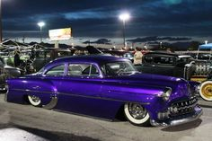 1953 Chevrolet With '56 Packard Tail Lights/Bumper (Bello's Kustoms)