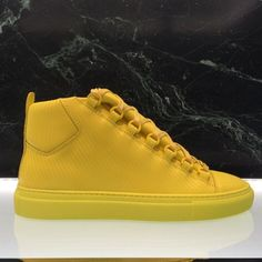 yellow-balenciaga-arena-sneakers-spring-summer-2016