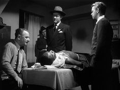 Body and Soul (1947) , Film Noir,