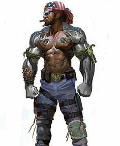 Jax Briggs by marconelor Cyberpunk 2020, Cyberpunk Art, Black Anime Characters, Sci Fi Characters, Comic Character, Character Concept, Science Fiction, Gato Anime, Black Comics