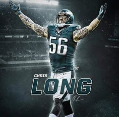 That's what she said! Philadelphia Eagles Football, Philadelphia Sports, Sport Football, Sports Teams, Chris Long, Superbowl Champions, Eagles Nfl, Fly Eagles Fly, Football Pictures