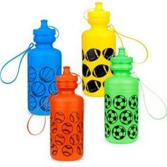 Celebrate with the Sports Water Bottles for your party. Find amazing selections & prices on all birthday party decorations & supplies at Birthday in a Box. Soccer Birthday Parties, Sports Theme Birthday, Birthday Party Themes, Basketball Birthday, Soccer Party, 7th Birthday, Birthday Ideas, Fun Express, Sports Party