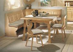 Eckbankgruppe Im Landhausstil Amberg Holz Fichte Rosner Massiv 20922