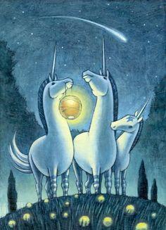 Unicornios by Kelly Murphy