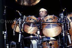 Phil Collins Drums   Phil Collins Pearl BLX Birch Custom Concert Tom Kit - Pearl Promo ...