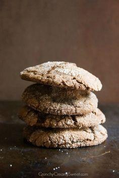 Caramel Filled Chocolate Sugar Cookies Recipe