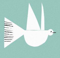 Dove Paper Cut by Rob Hodgson Love Illustration, Graphic Design Illustration, Peace Dove, Art Plastique, Illustrations, Bird Art, Storyboard, Art Projects, Art Paintings