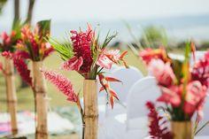 Sasha and Tony | Fiji Wedding | First Landing Resort | Tropical Flowers | Kama Catch Me Wedding Photography | www.iwasmarriedinfiji.com