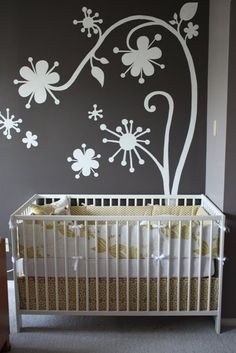 loving the grey baby rooms! #popular