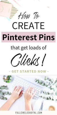 Amazing Online Marketing Tips From The Pros! Pinterest Design, Pinterest Pin, Pinterest Board, Pinterest Tutorial, Digital Marketing Strategy, Content Marketing, Online Marketing, Marketing Strategies, Media Marketing