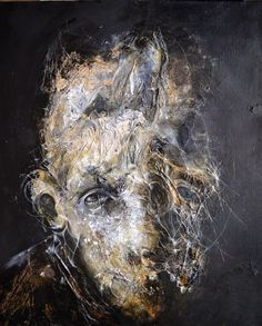 Eric Lacombe - MF007 - Really cool portraits.