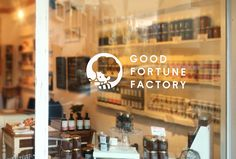 GOOD FORTUNE FACTORY on Behance