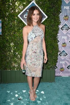 The Teen Choice Awards' Best Dressed Prove Too Much Is Never Enough