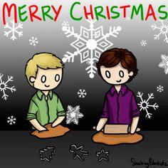 not Christmas yet but still cute