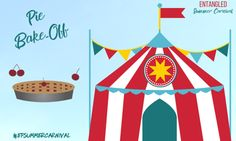 Adventures in Cooking and Baking :: Entangled Bliss Pie Bake-Off Booth at Entangled Publishing's Summer Carnival #EPSummerCarnival