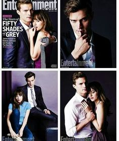 Fifty Shades Of Grey Movie P Ograph For Entertainment Weekly