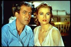 Rear Window...Hitchcock!  and with the gorgeous Grace Kelly