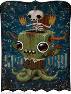Spooky Creeps, Jason Limon