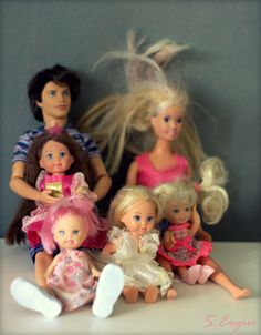Barbie-Ken Family