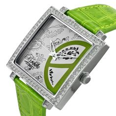 The Colour of Happy Slice Of Lime, Favorite Color, Colour, Personalized Items, Watch, Happy, Green, Decor, Style