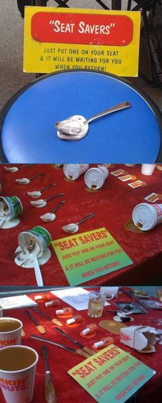 creative cool seat savers