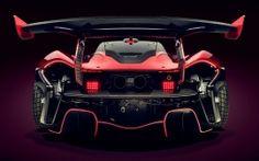 WALLPAPERS HD: McLaren P1 GTR