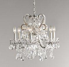 Elegant #Crystal #Chandelier