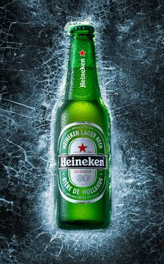 HEINEKEN | RETOUCH by Stephen MacLeod, via Behance