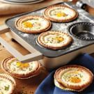Try the Sunny-Side Up Breakfast Pies Recipe . Kelsey got me this pie maker for my 48th birthday. She loves me!!!