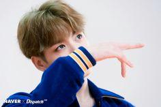 Jungkook ♡ Naver x Dispatch BTS 'DNA' MV filming site