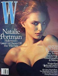 Natalie Portman. W Magazine