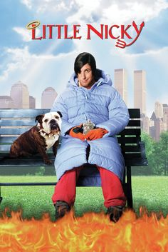 Little Nicky Movie Poster - Adam Sandler, Allen Covert, Blake Clark…