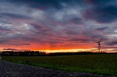 Loojang - Sunset