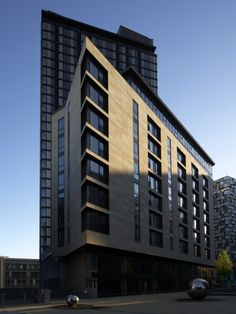 St Paul's Apartments   Sheffield   Conran and Partners http://www.conranandpartners.com/