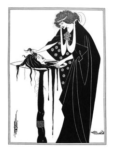 Wilde: Salome Posters by Aubrey Beardsley at AllPosters.com