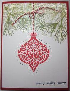 Ornament Keepsakes - Rita