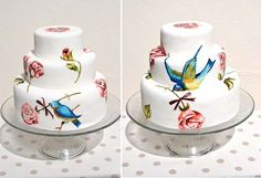 Bird n roses :-)