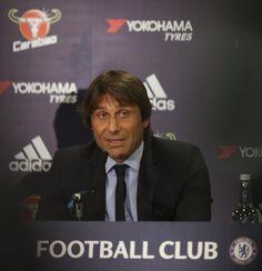 Antonio Conte Chelsea FC   #ChelseaFC #football #futbol #soccer #chelsea