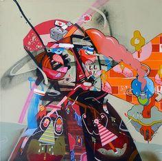 Bristol, UK artist Sickboy