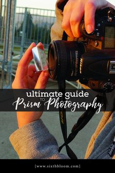 Prism Photography Tips photography hacks DIY photography hacks Camera tricks Prism Photography photography tips Nature Photography Tips, Photography Camera, Photography Backdrops, Photography Business, Photography Tutorials, Digital Photography, Amazing Photography, Photography Classes, Lifestyle Photography