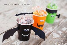eighteen25: Halloween Treat Cups