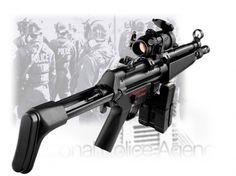 This will clear a room. Heavy Machine Gun, Machine Guns, Springfield Armory, Submachine Gun, Air Rifle, Cool Guns, Assault Rifle, Airsoft Guns, Guns And Ammo